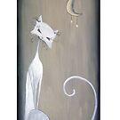 Dirk Strangely's LE CAT NOIRE EVE by Dirk Strangely