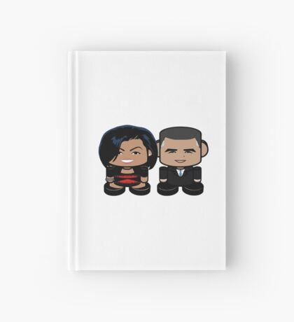 O'bamabots: Greater Together POLITICO'BOT Toy Robots Hardcover Journal