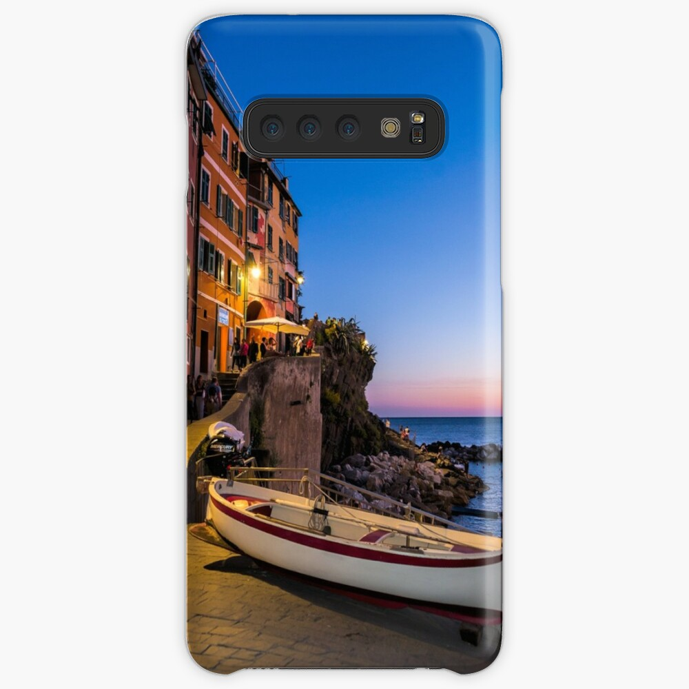 Sunset by the Seaside Case & Skin for Samsung Galaxy