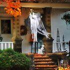 Spectre on the Porch by Nadya Johnson