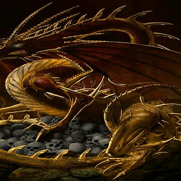 Dragon by dawnmvd