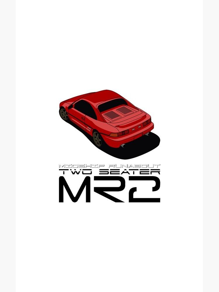 MR2 SW20 by AutomotiveArt