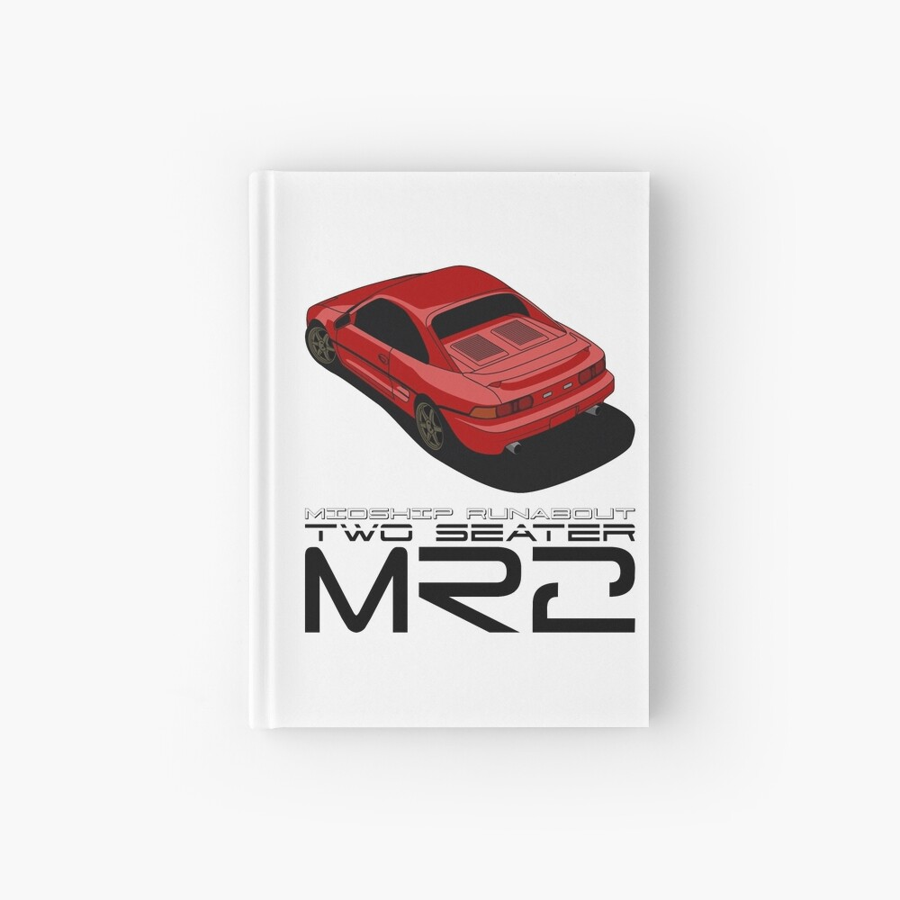 MR2 SW20 Hardcover Journal