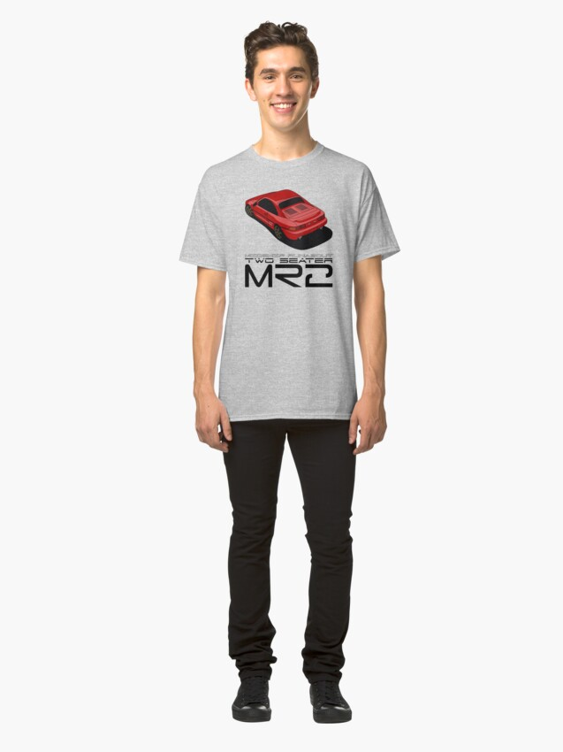 Alternate view of MR2 SW20 Classic T-Shirt