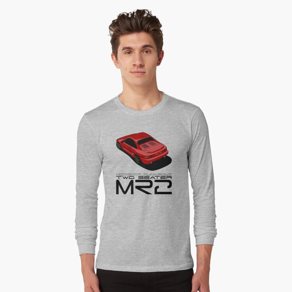 MR2 SW20 Long Sleeve T-Shirt