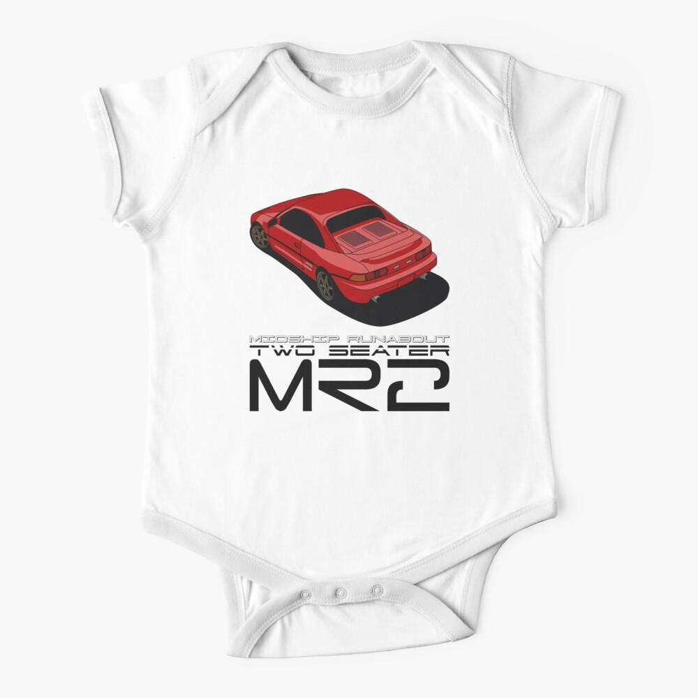 MR2 SW20 Baby One-Piece