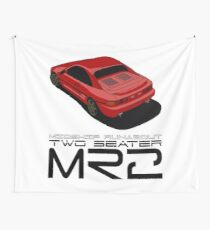 MR2 SW20 Wall Tapestry