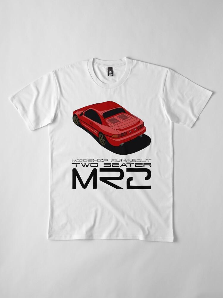 Alternate view of MR2 SW20 Premium T-Shirt