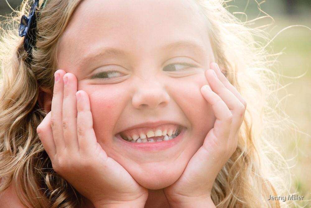 Sunlit Smiles by Jenny Miller