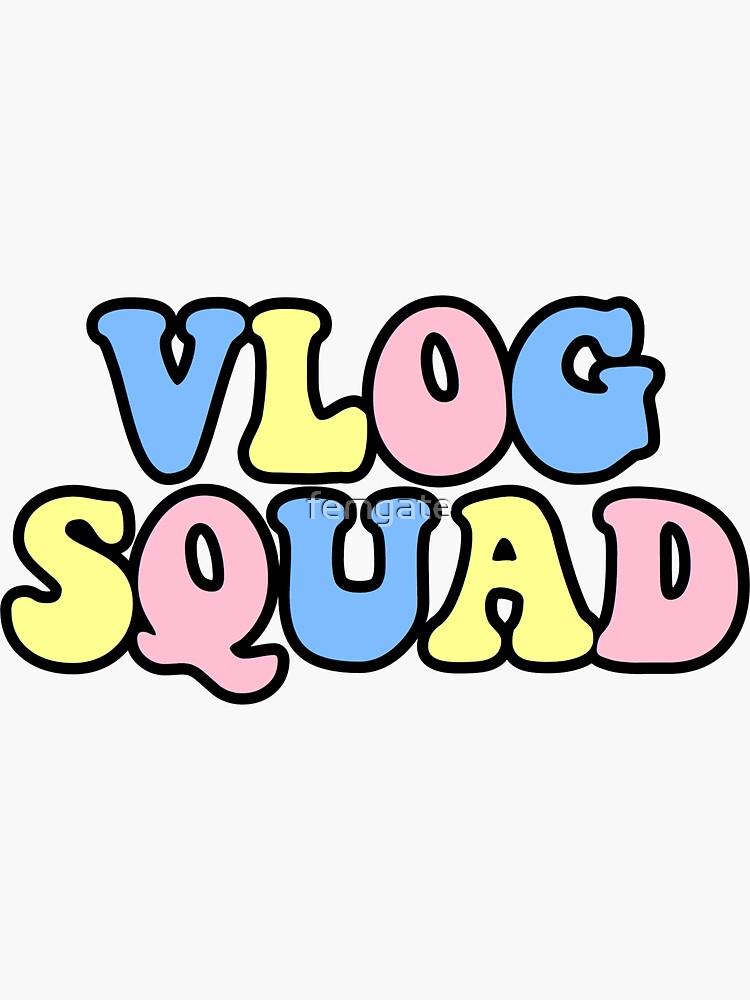 Gucci-Version von Vlog Squads Merch von femgate
