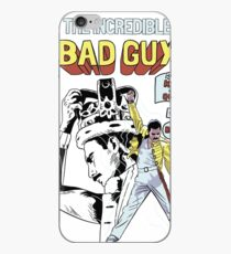 The Incredible Mr Bad Guy iPhone Case