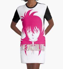 Kurama Graphic T-Shirt Dress