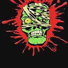Monster Splat by DannyHengel