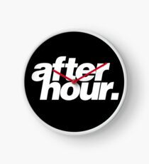 afterhour #2 Uhr