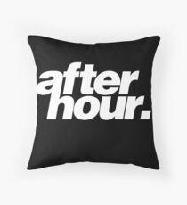 afterhour #2 Kissen