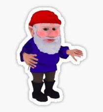 Gnome Sticker