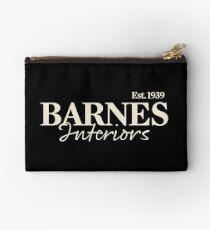 Barnes Interiors Studio Pouch