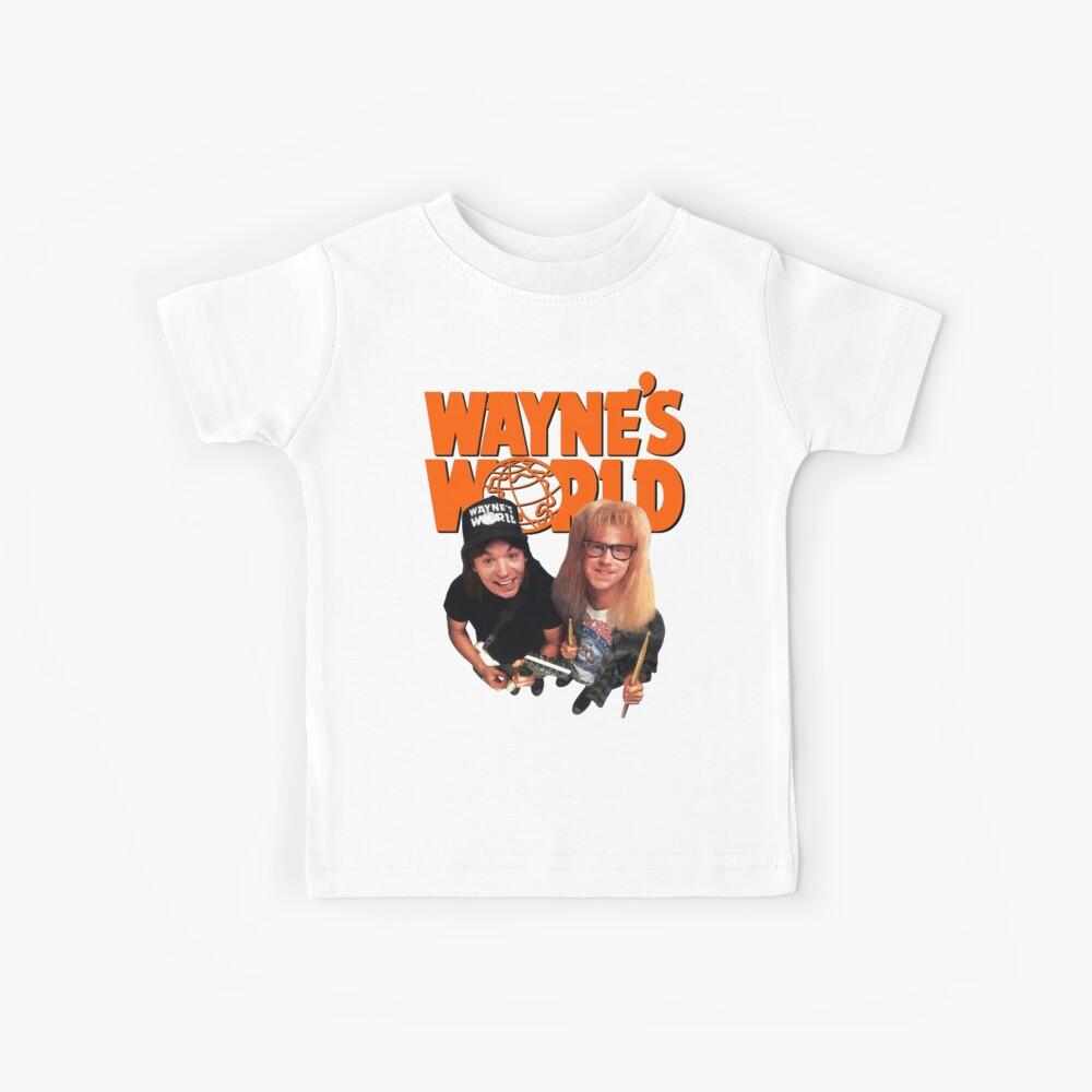 Waynes Welt Kinder T-Shirt
