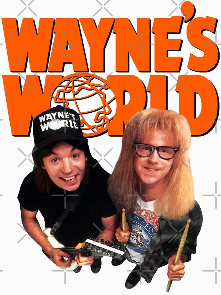 Wayne's World by Albaguy