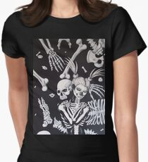 Lenore - girly t-shirt Women's Fitted T-Shirt