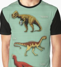 OVIRAPTOR over the years. vintage vs current Graphic T-Shirt