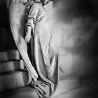 Angel Descending by olga zamora