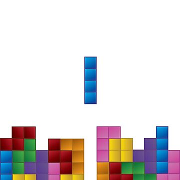 Tetris Life Quotes by JJFGraphics