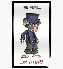 the guinea pig murders 3: the hero... or villain?? Poster