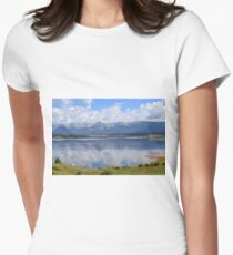 The Great Rocky Mountains Women's Fitted T-Shirt