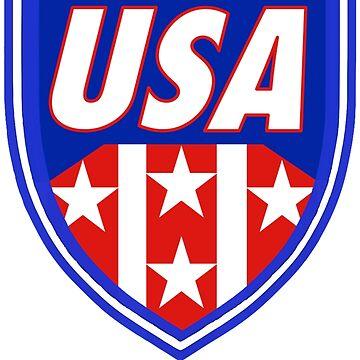 Usa Shield  by TriStar