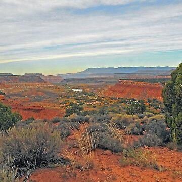 Southwest of Zion by LumenLux