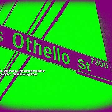 Othello Street South BABY BOPP Seattle Washington by Mistah Wilson Photography by MistahWilson