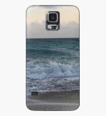 Beach Sunset Case/Skin for Samsung Galaxy