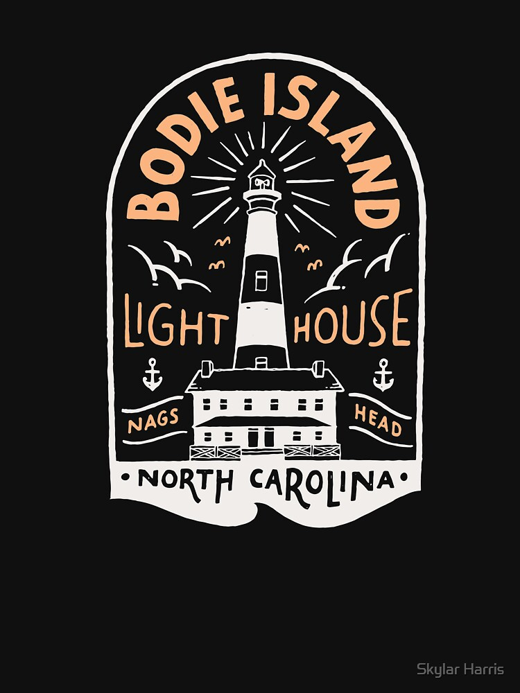 Bodie Island Lighthouse Buxton North Carolina by fuller-factory