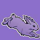 Angora Rabbit Mascot by AliceCorsairs