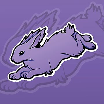 Mascota de conejo de angora de AliceCorsairs