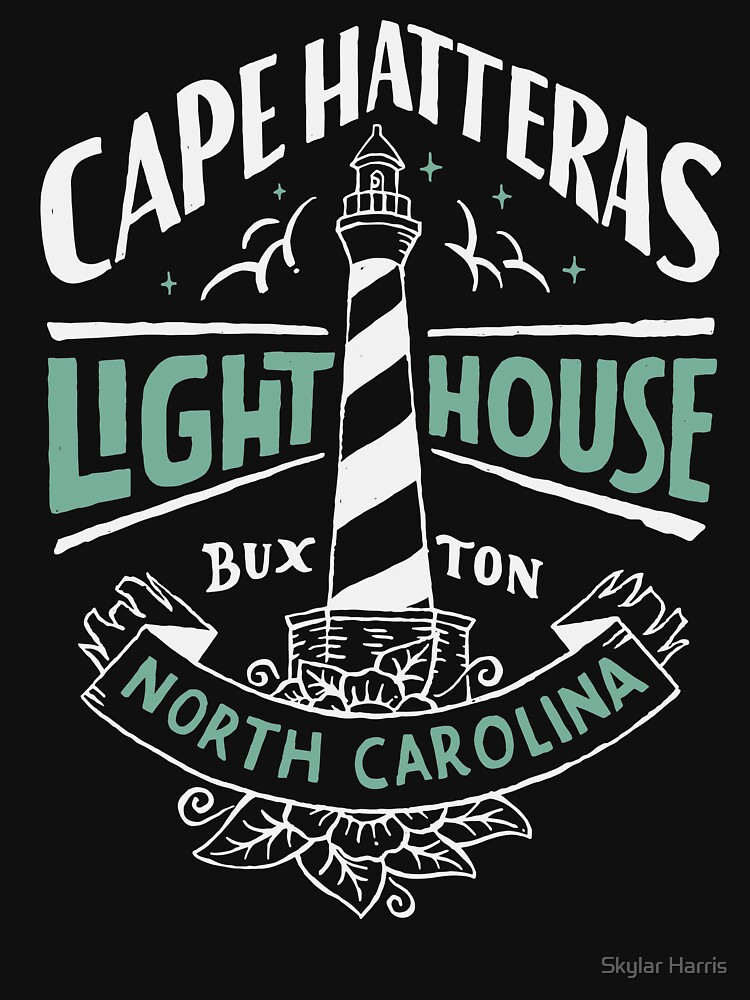 Cape Hatteras Lighthouse Outer Banks NC by fuller-factory