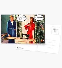 The best Christmas present Postcards