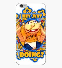 JEFFY KINGDOM iPhone Case