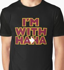 Im with Haha 3 Graphic T-Shirt