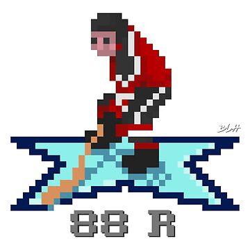 NHL 94 - CHI #88 - Kane by BLH-Hockey