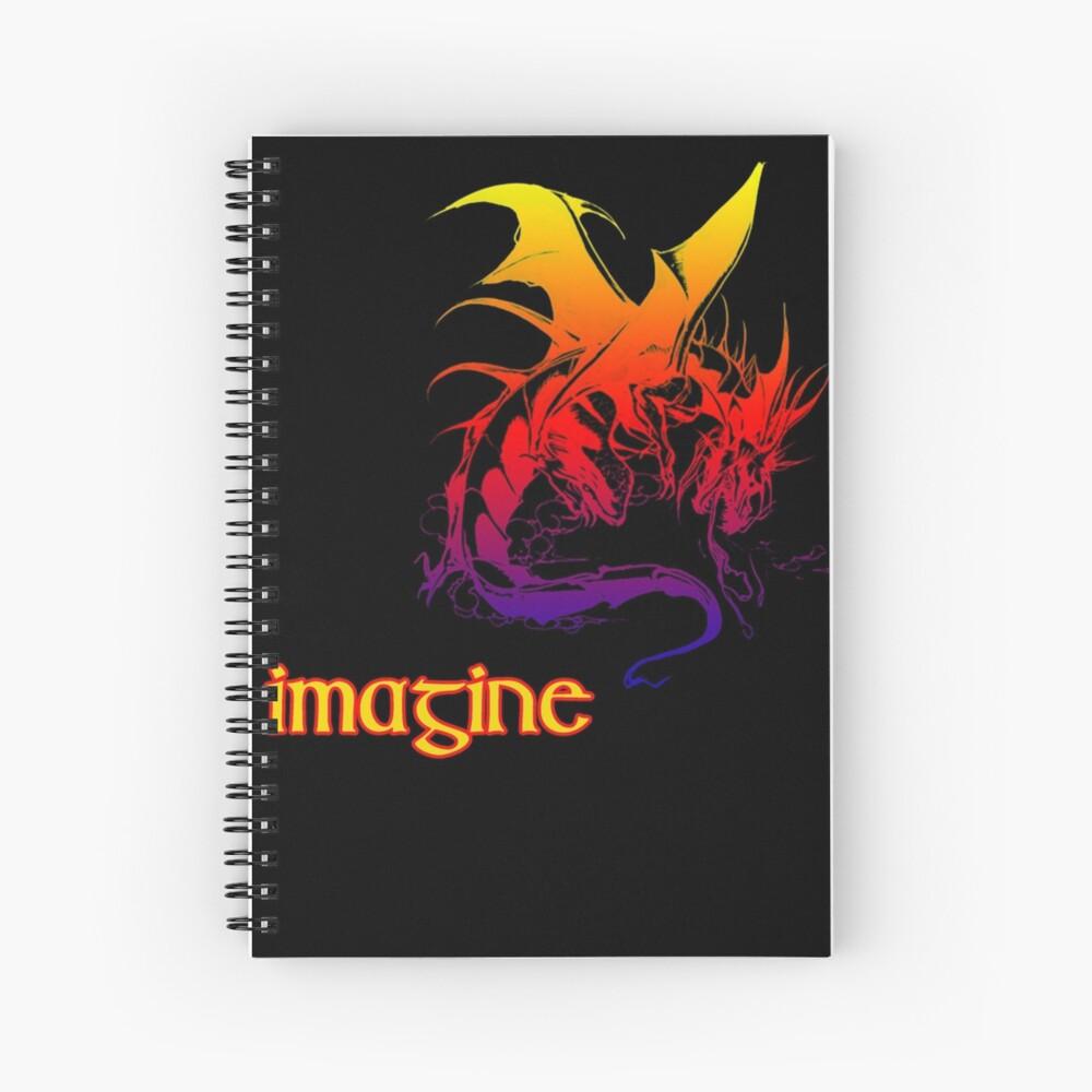 imagine dragons Spiral Notebook