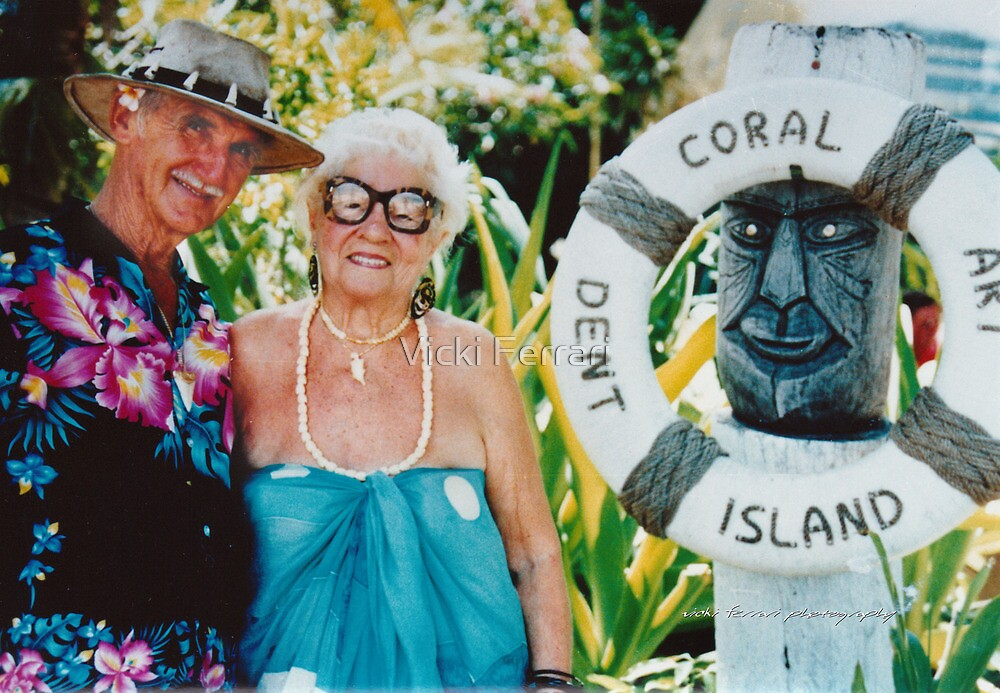Bill & Lean Wallace Dent Island © Vicki Ferrari Photography by Vicki Ferrari