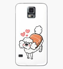 Pooshi love Case/Skin for Samsung Galaxy