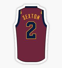 Collin Sexton Jersey Sticker