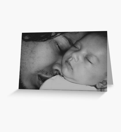 Fatherhood is more than a Word Greeting Card