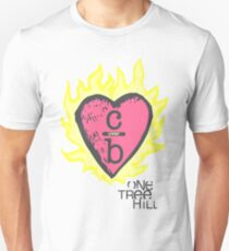 One tree hill- Burning Heart Unisex T-Shirt