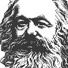 Karl Marx Portrait Communism Father by Chocodole