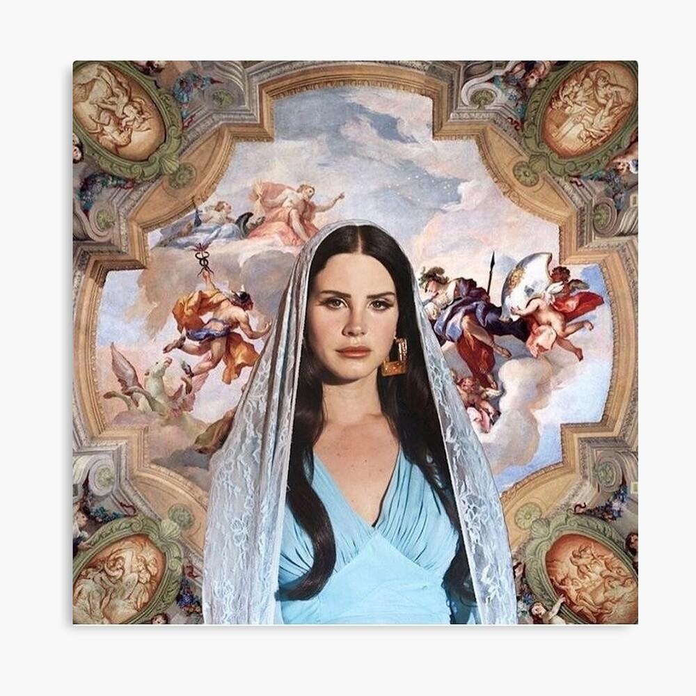 Lana del Rey Lienzo
