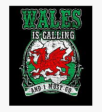 Wales travel Photographic Print